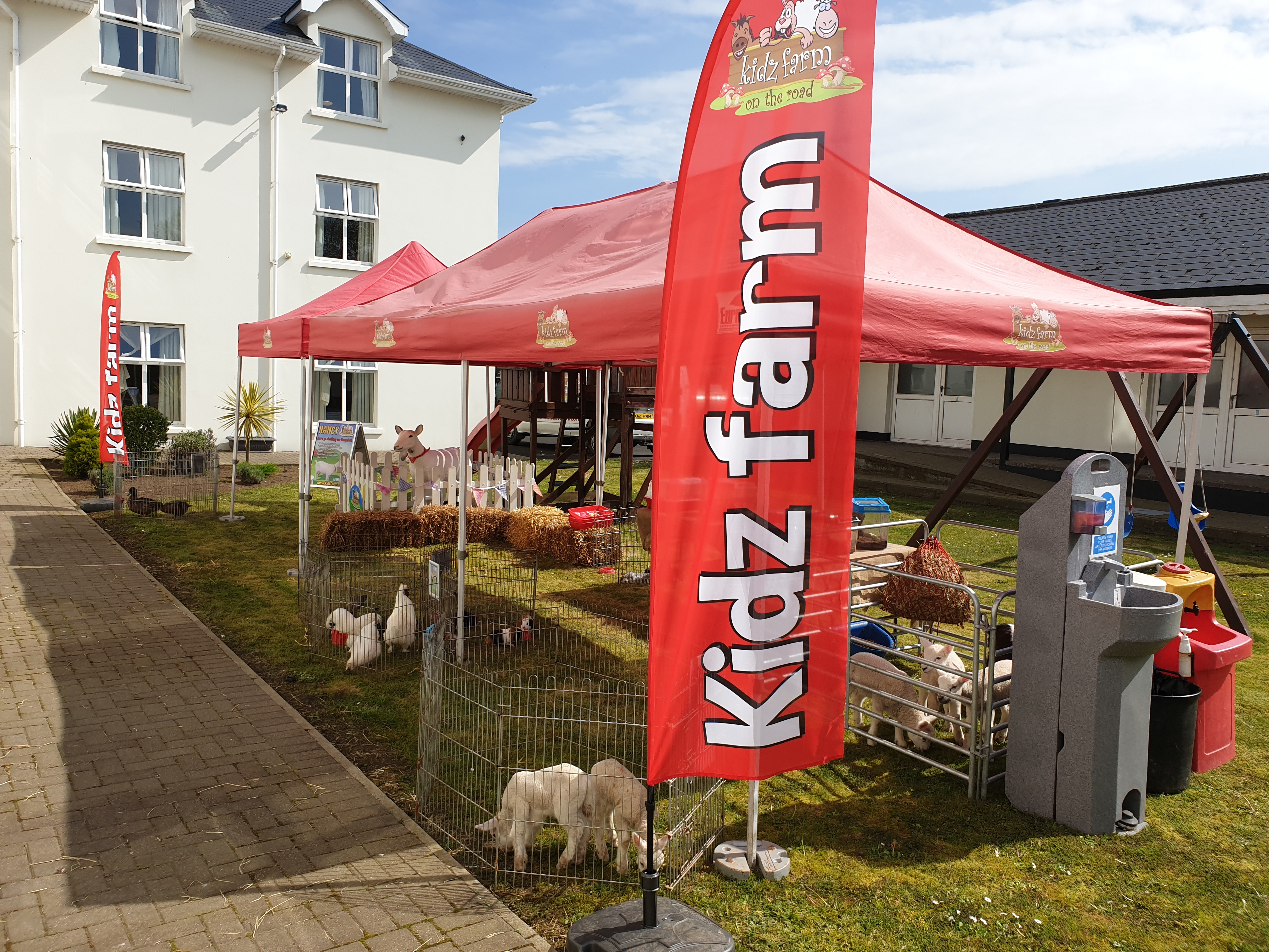 Summer time at Kidz Farm!