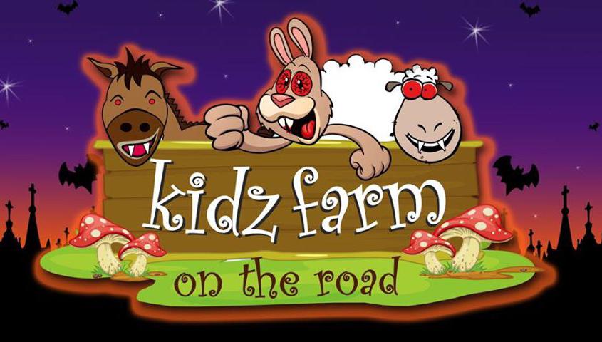 Kidz Farm At Halloween