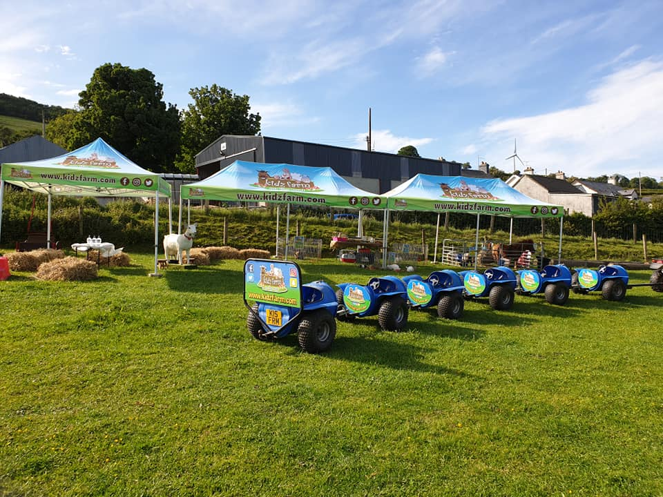 Kidz Farm – New Gazebos
