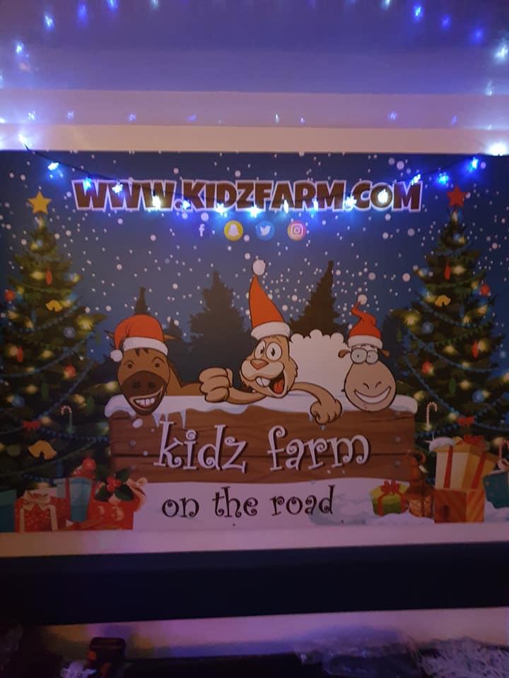 Read more about the article Kidz Farm – Santa Experience with Kidz Farm!